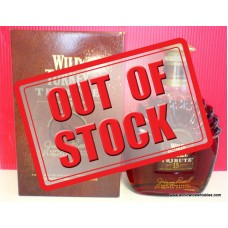 Wild Turkey Tribute Bourbon 750ml Bottle RARE
